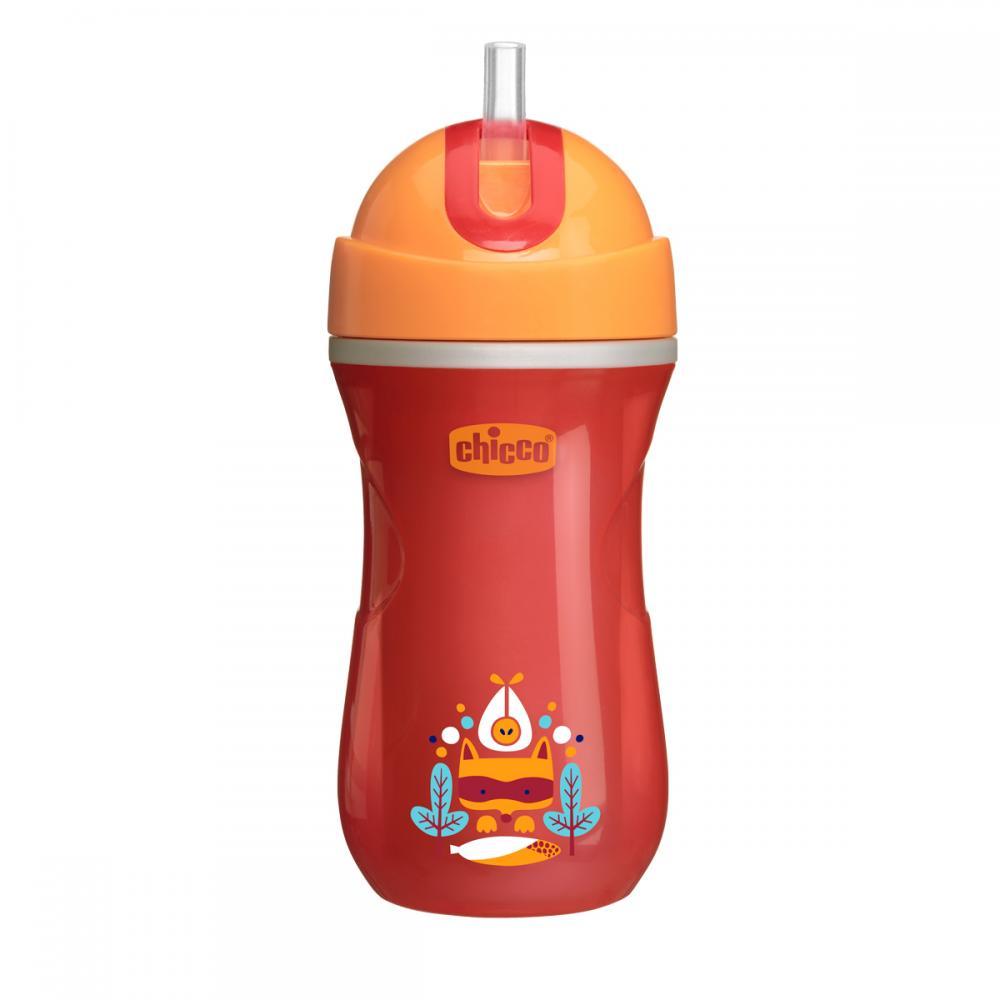 Canuta sport Chicco cu pai orange 14luni+ imagine