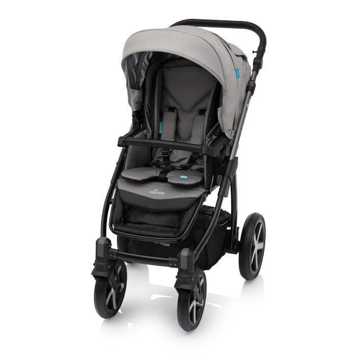 Carucior 2 in 1 Baby Design Husky Winter Pack 07 Grey 2018