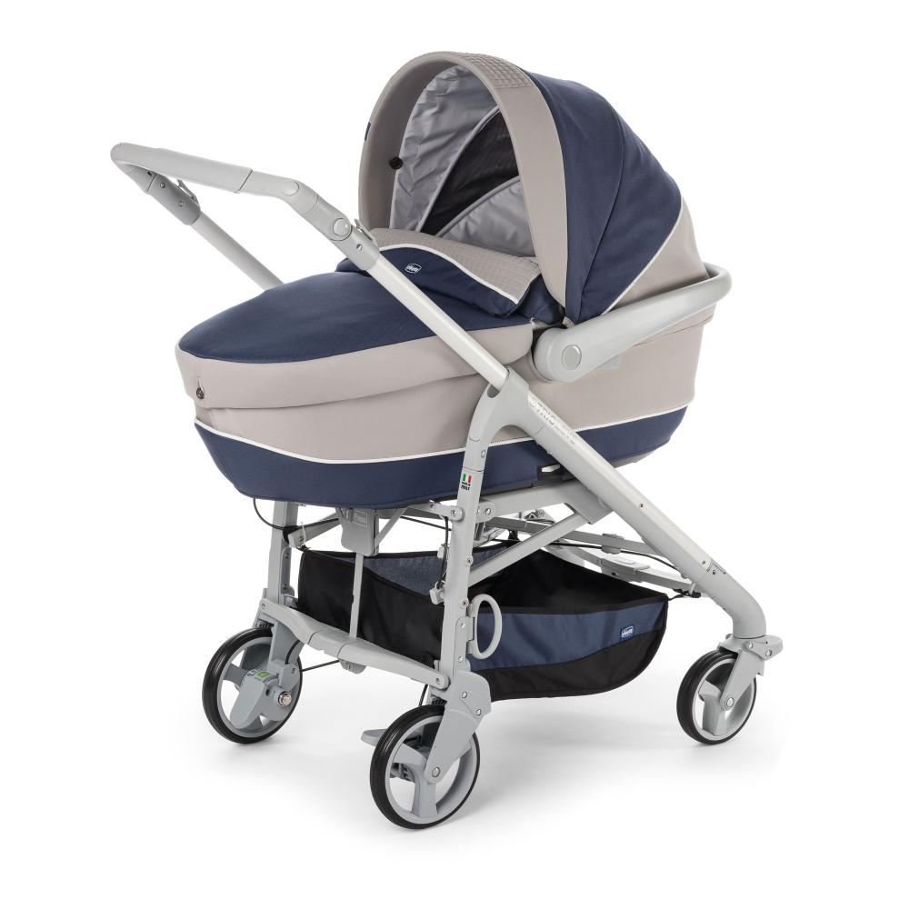 Imagine indisponibila pentru Carucior 2 in 1 Chicco Duo Love Motion BluePassion 0luni+