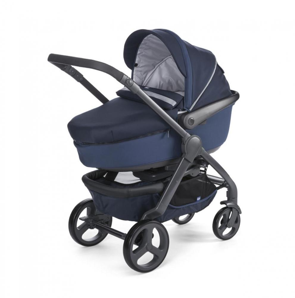 Carucior 2 in 1 Chicco Style Go blue passion 0luni+