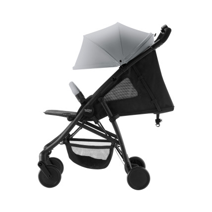 Carucior B-Lite Steel Grey Britax imagine
