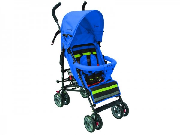 Carucior Sport Flexy pentru copii Just Baby Albastru