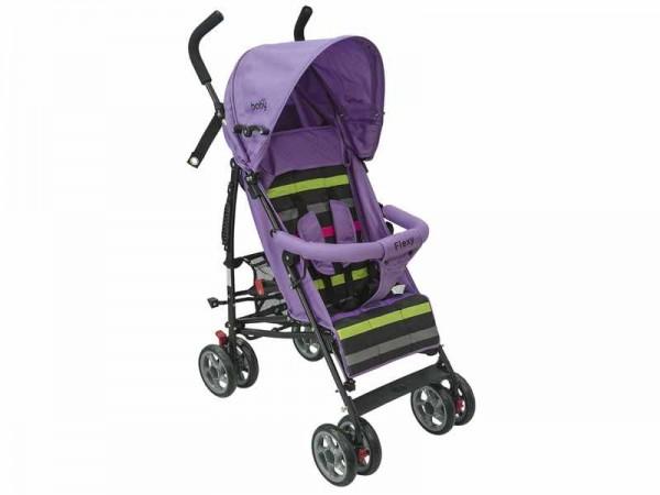 Carucior Sport Flexy pentru copii Just Baby Purple