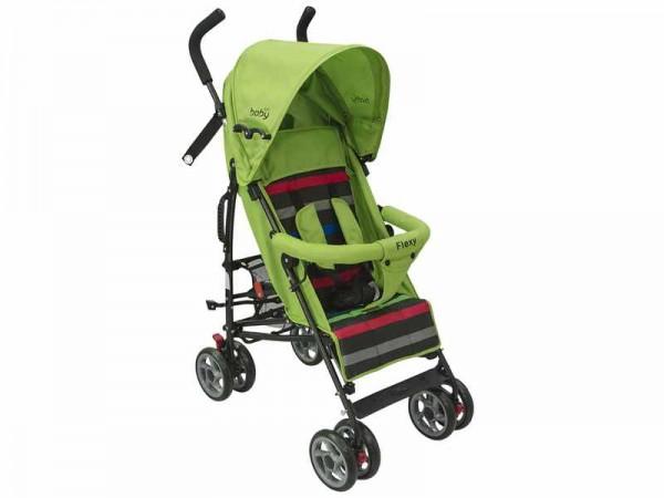 Carucior Sport Flexy pentru copii Just Baby Verde