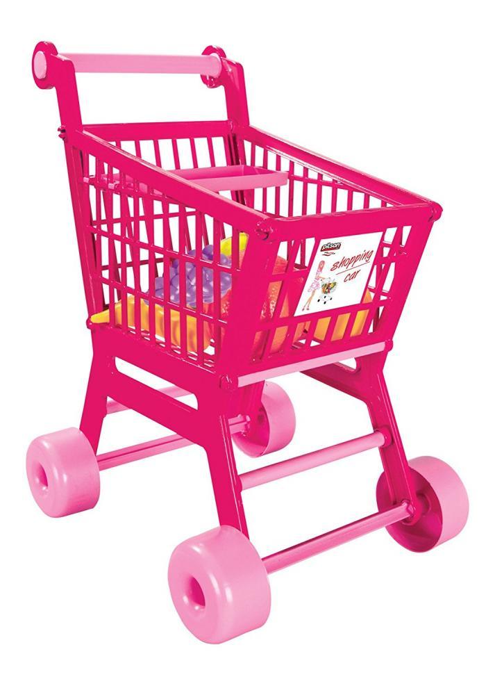 Carucior pentru cumparaturi cu accesorii Trolley