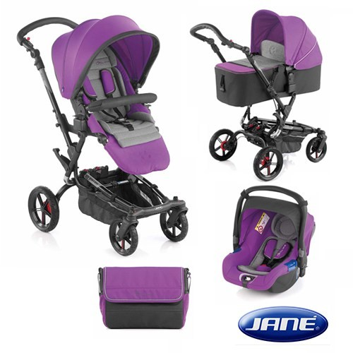Carucior sistem copii Jane Epic Micro Koss By Jane imagine