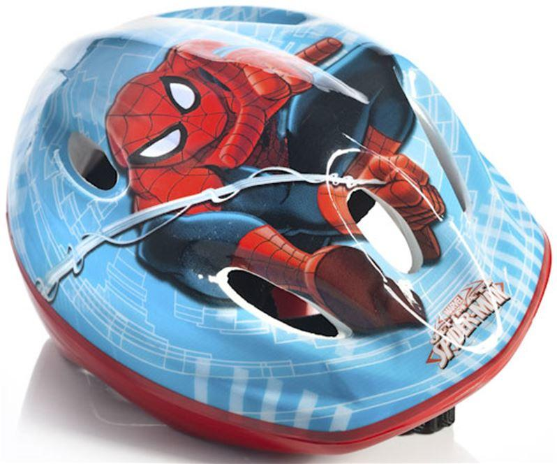 Casca protectie Spiderman Dino Bikes imagine