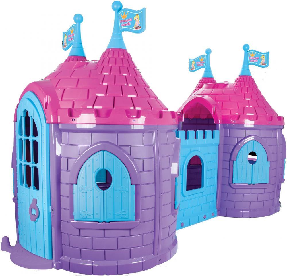 Casuta pentru copii Castelul Printesei