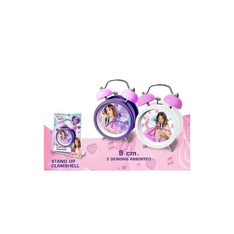 Ceas de masa desteptator Violetta 9 cm