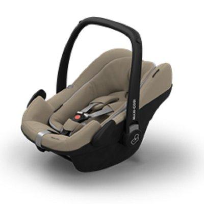 Cos auto Maxi-Cosi Pebble Plus Sand imagine
