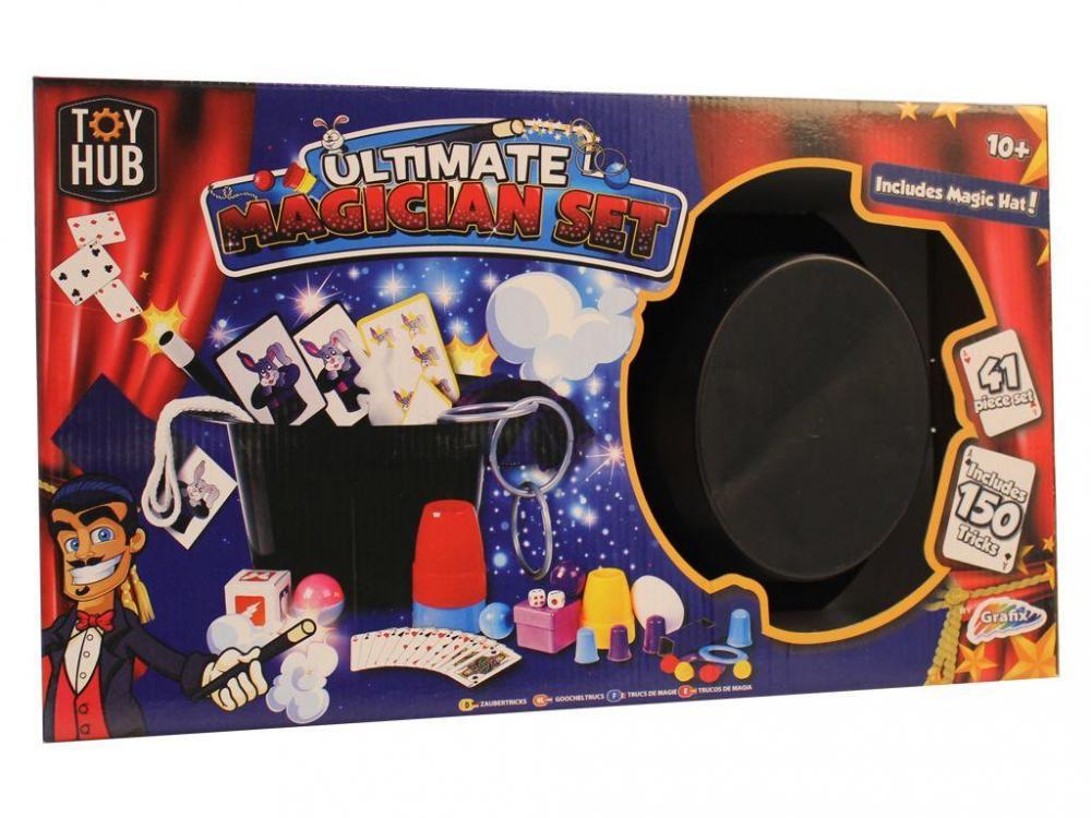 Cutia micului magician