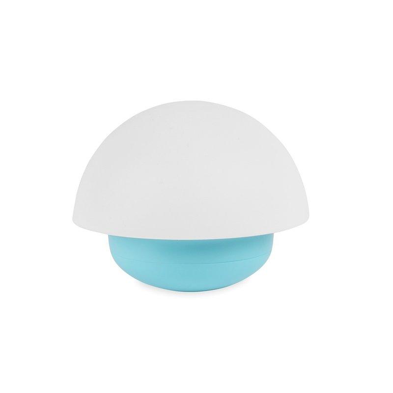 Lampa de veghe cu LED Ciupercuta Nuke Albastru
