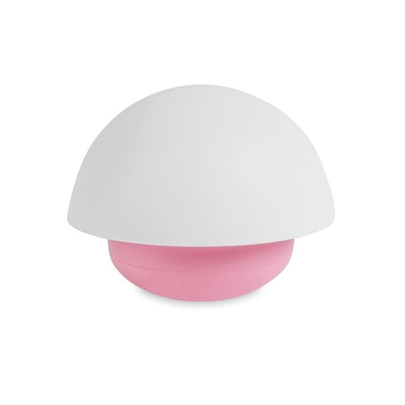 Lampa de veghe cu LED Ciupercuta Nuke Roz