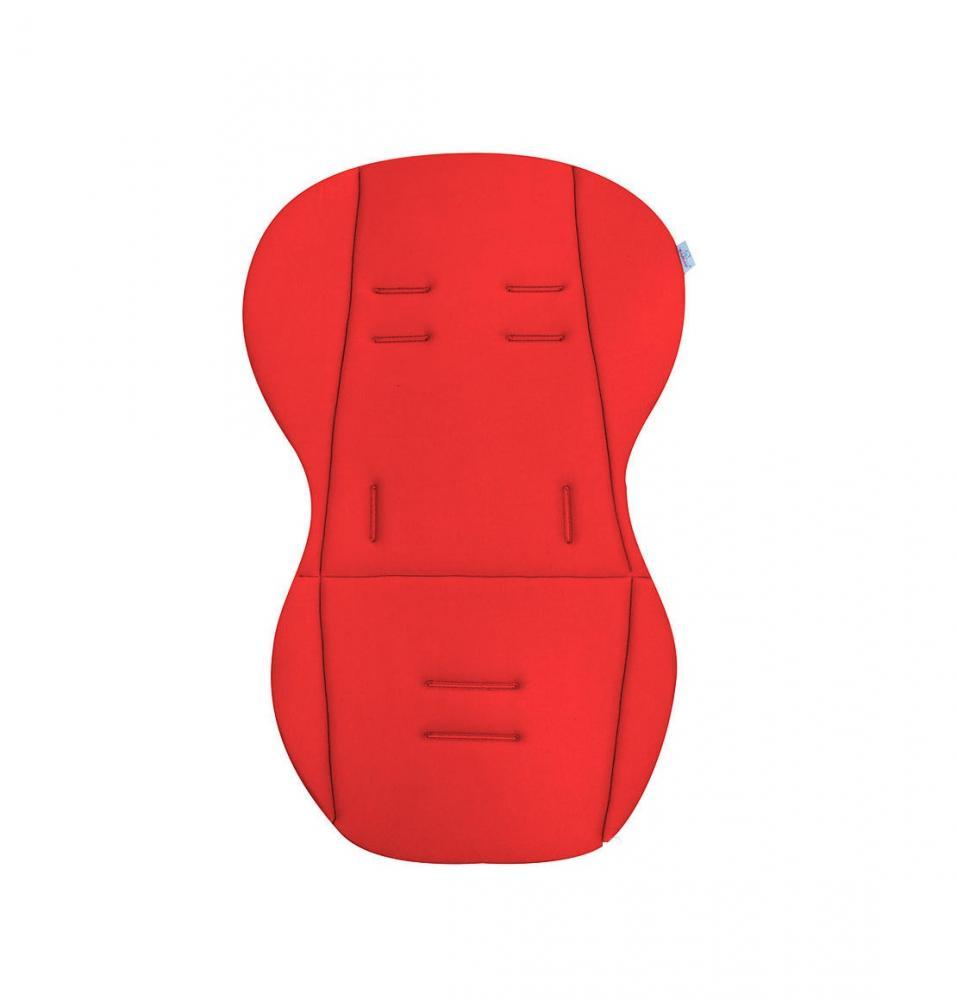Husa antitranspiratie pentru caruciorscaun auto Renis Red