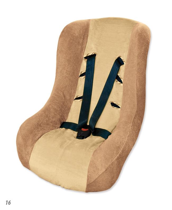 Husa scaun auto Baby Matex Beige 16
