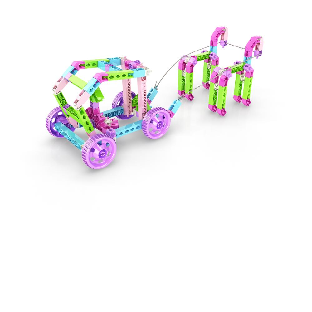 Inventor Girls 30 modele Set Motorizat