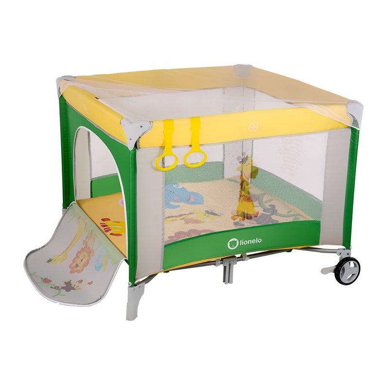 Tarc de joaca Stella Green Yellow