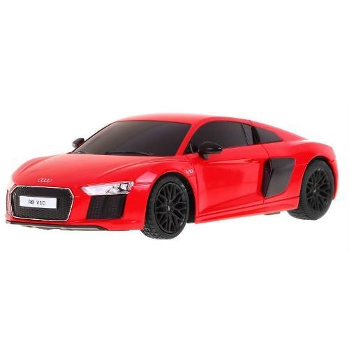 Masinuta Audi R8 Performance scara 1:24 Rosu