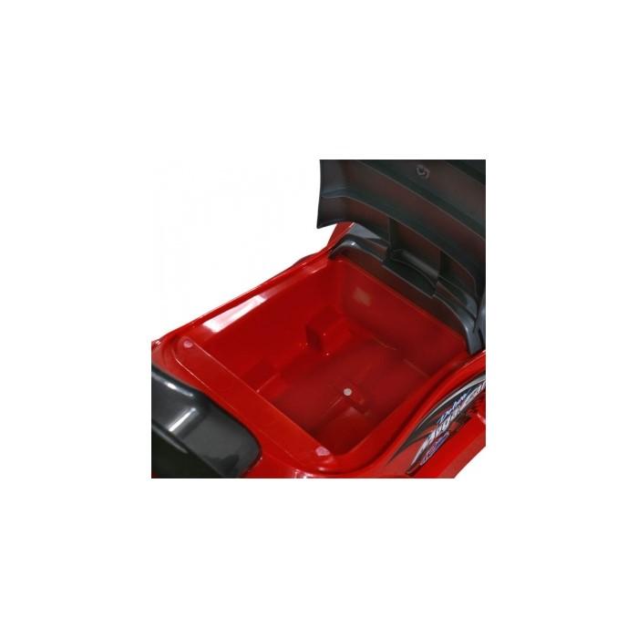 Masinuta de impins Arti 382A Mega Car Standard Albastru