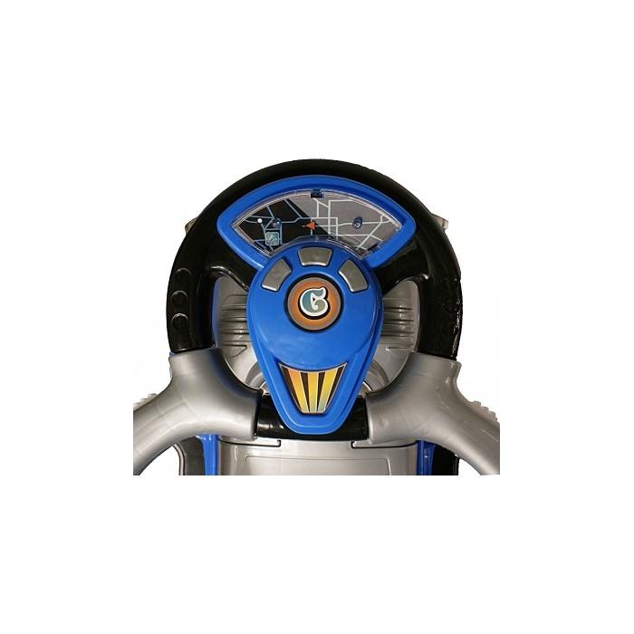 Masinuta de impins Arti 558W Oldmobile Deluxe Albastru
