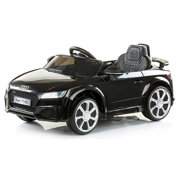 Masinuta electrica Chipolino Audi TT RS black
