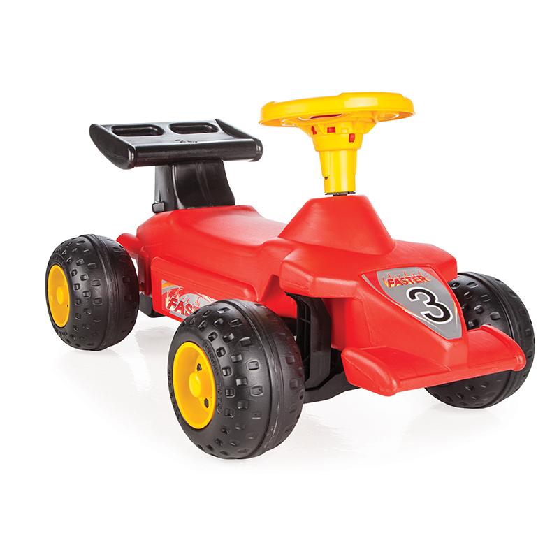 Masinuta fara pedale F1 Car Red imagine