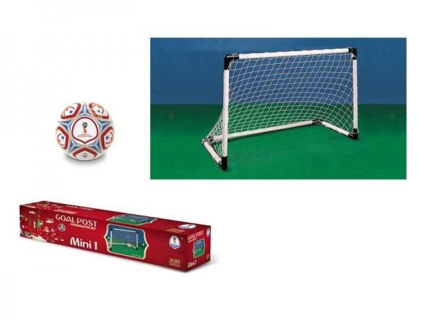 Mini poarta de fotbal Mondo pentru copii Fifa World Cup 2018 din categoria Jucarii de exterior de la Mondo
