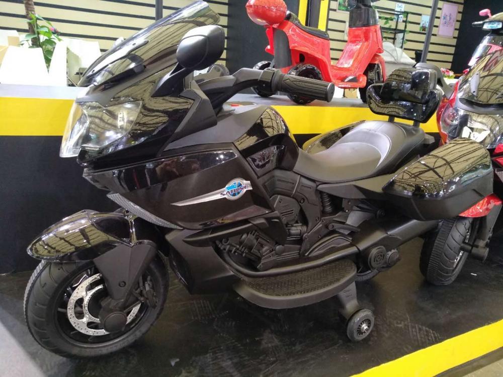 Motocicleta electrica Neptune Black
