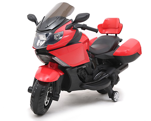 Motocicleta electrica Neptune Red