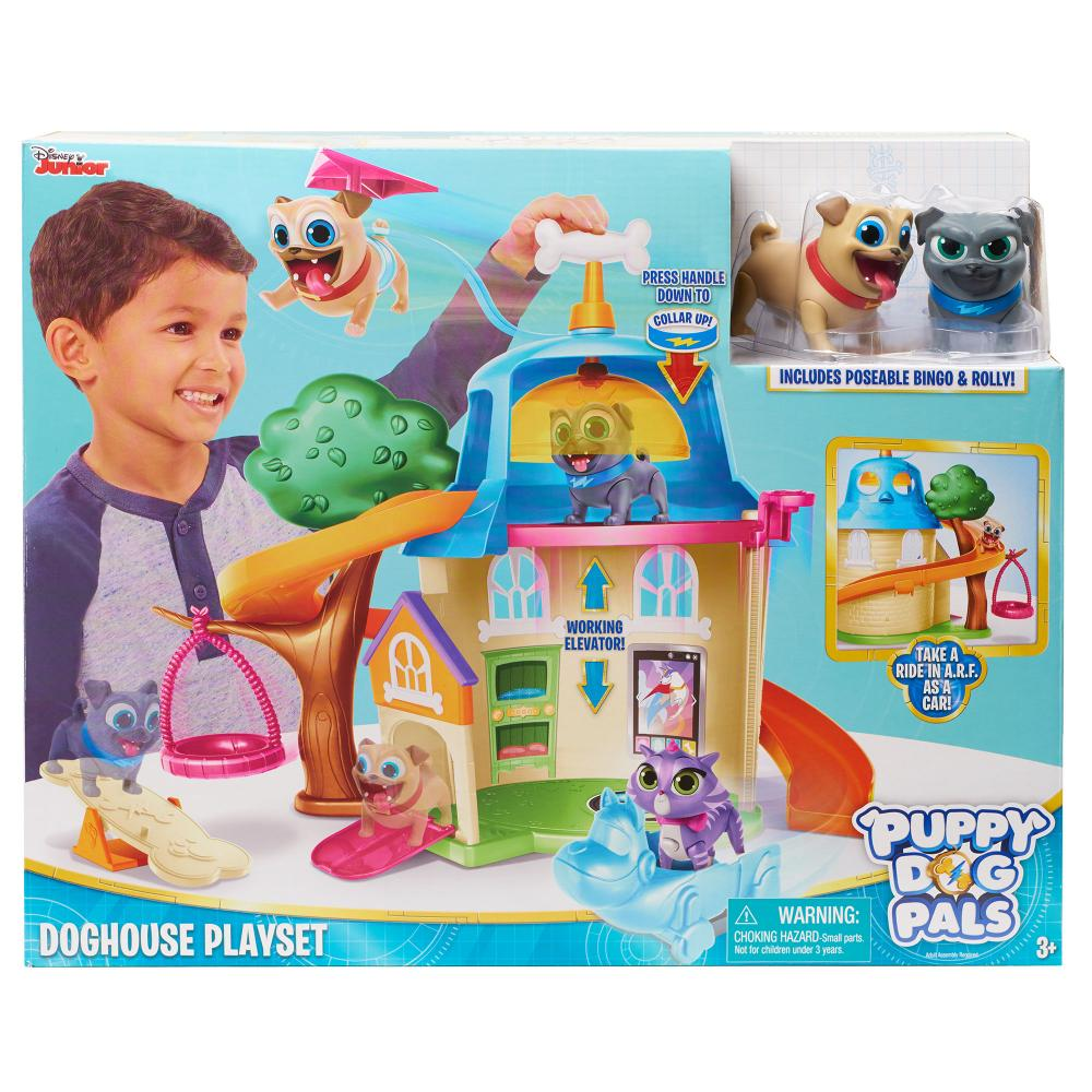 Set de joaca casa cateilor Puppy Dog Pals