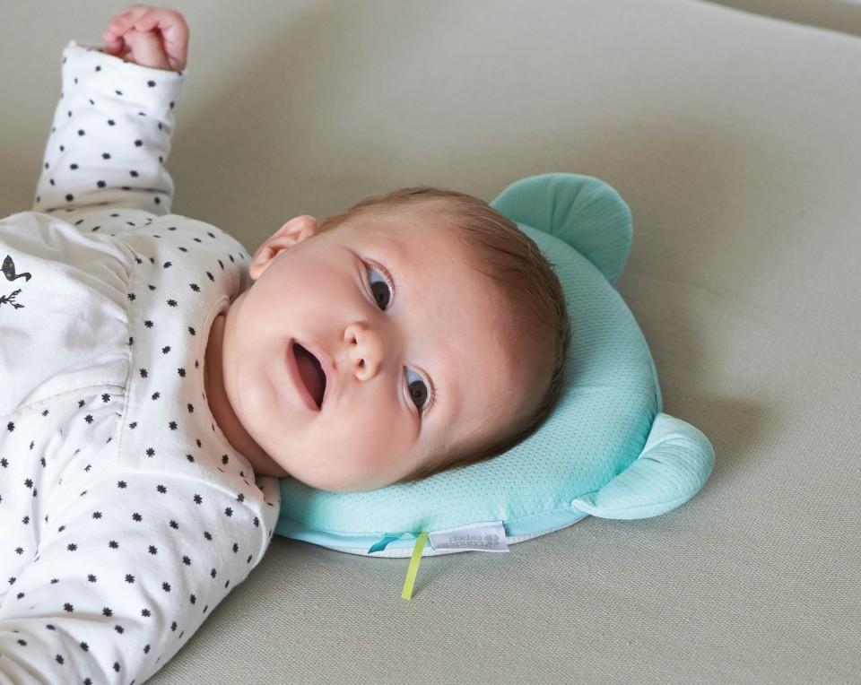Perna bebelusi Ptit Panda Air + Bleu imagine