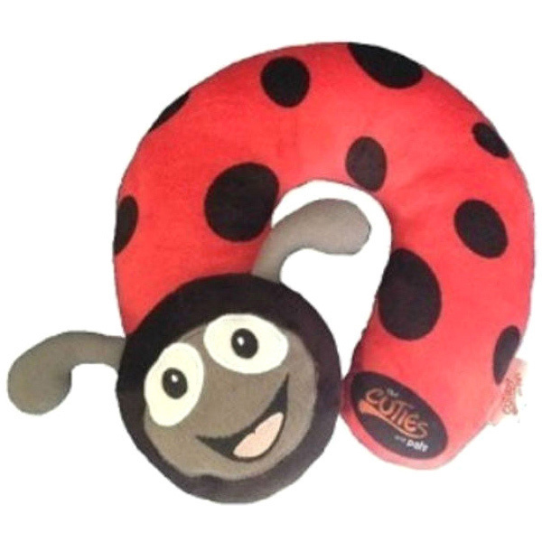 Perna de gat pentru calatorie Polka The Ladybird