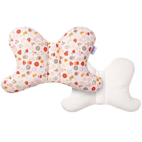 Perna suport pentru gat cu doua fete Baby Matex Butterfly 01