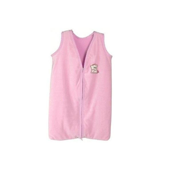 Sac de dormit 0-6 luni Baby Matex Bear Pink
