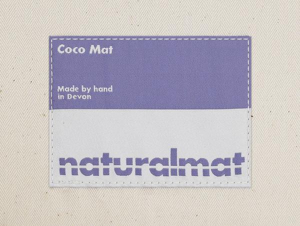 Saltea Copii Din Fibre De Cocos Natural Organic Naturalmat 140x70cm
