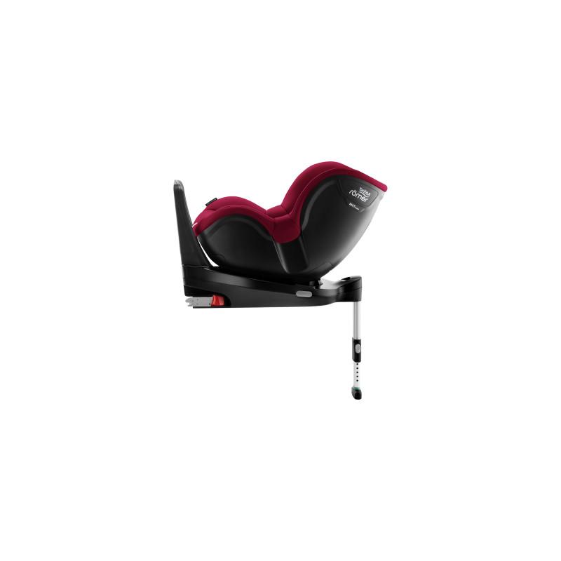 Scaun auto Dualfix I-size Flame Red Romer
