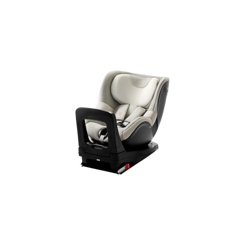 Scaun auto Dualfix I-size Sand Marble Romer