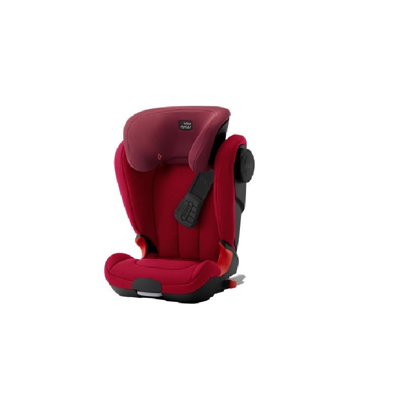 Scaun auto Kidfix XP SICT Black Series Flame red Romer