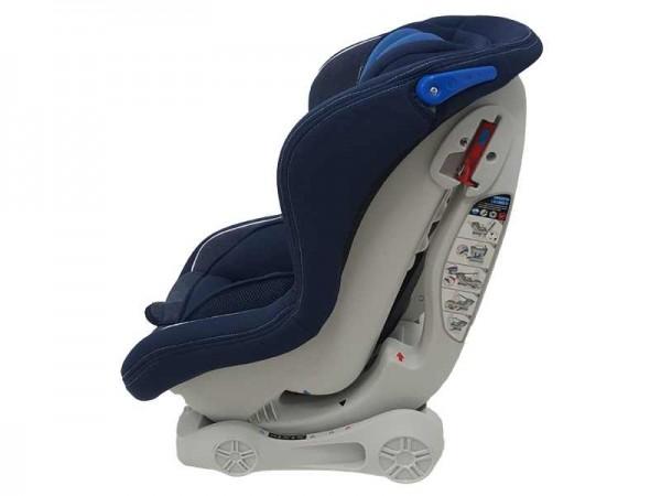 Scaun auto 0 - 18 kg Milan 2 pentru copii Just Baby Albastru