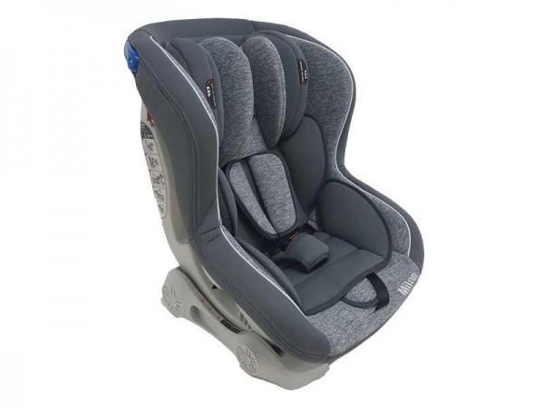 Scaun auto 0 - 18 kg Milan 2 pentru copii Just Baby Gri