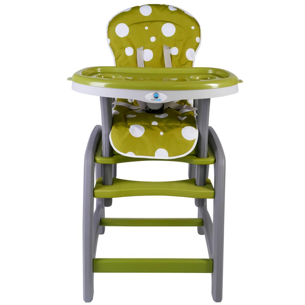 Scaun de masa multifunctional Kidscare Verde