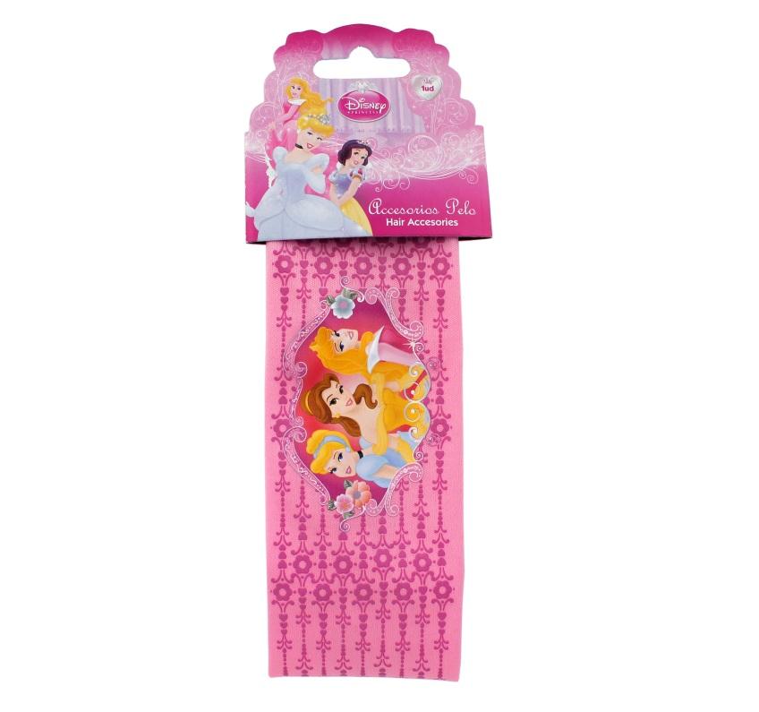 Set accesorii pentru par-bentita elastica Disney Princess