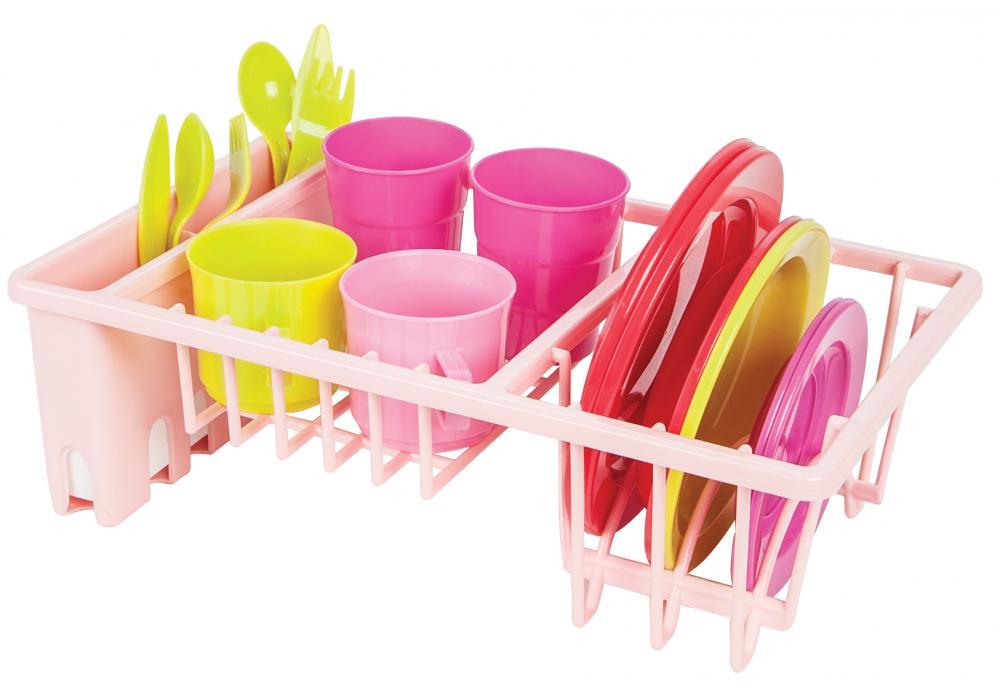 Set uscator de vase pentru copii cu accesorii