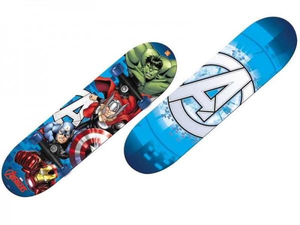 Skateboard pentru copii Avengers 80 cm Mondo imagine