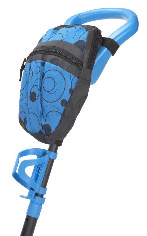 Tricicleta 4 in 1 albastra neon Little Tikes imagine