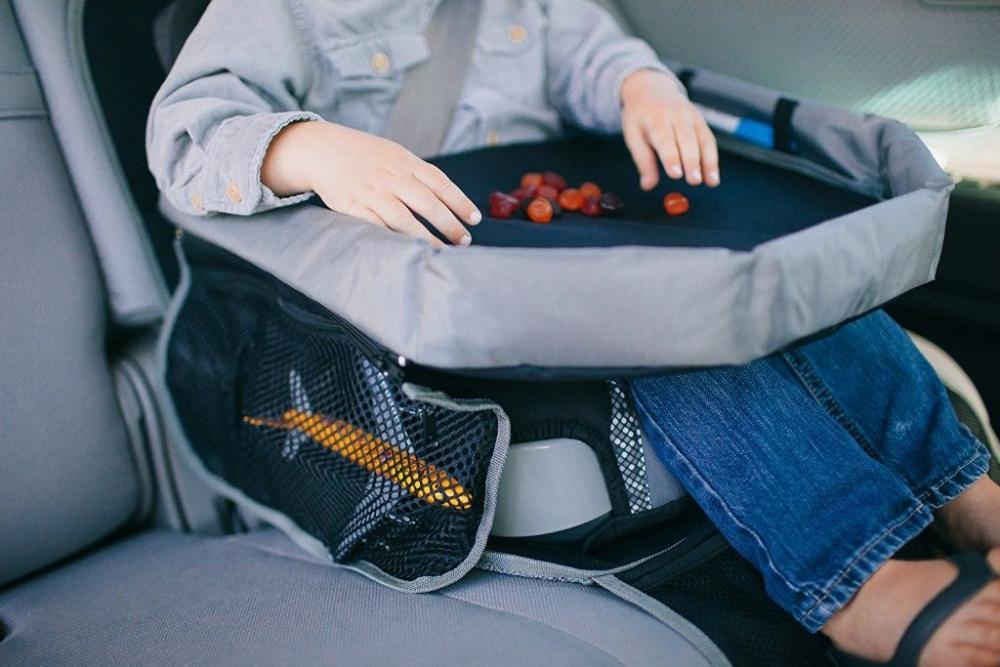 Tavita multifonctionala pentru scaune auto copii