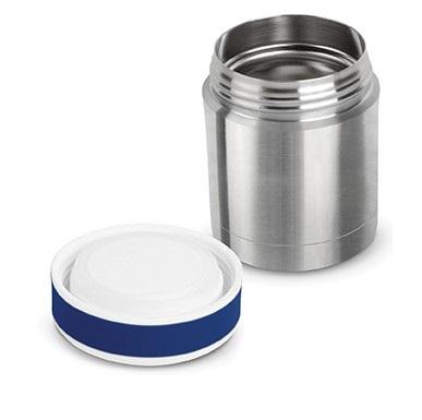 Termos inox mancare solida 350 ml argintiu 1470