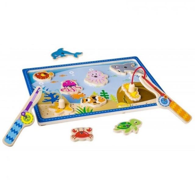 Joc La pescuit Tooky Toy