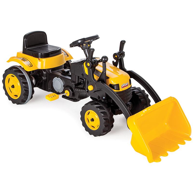 Tractor cu pedale si cupa Active imagine