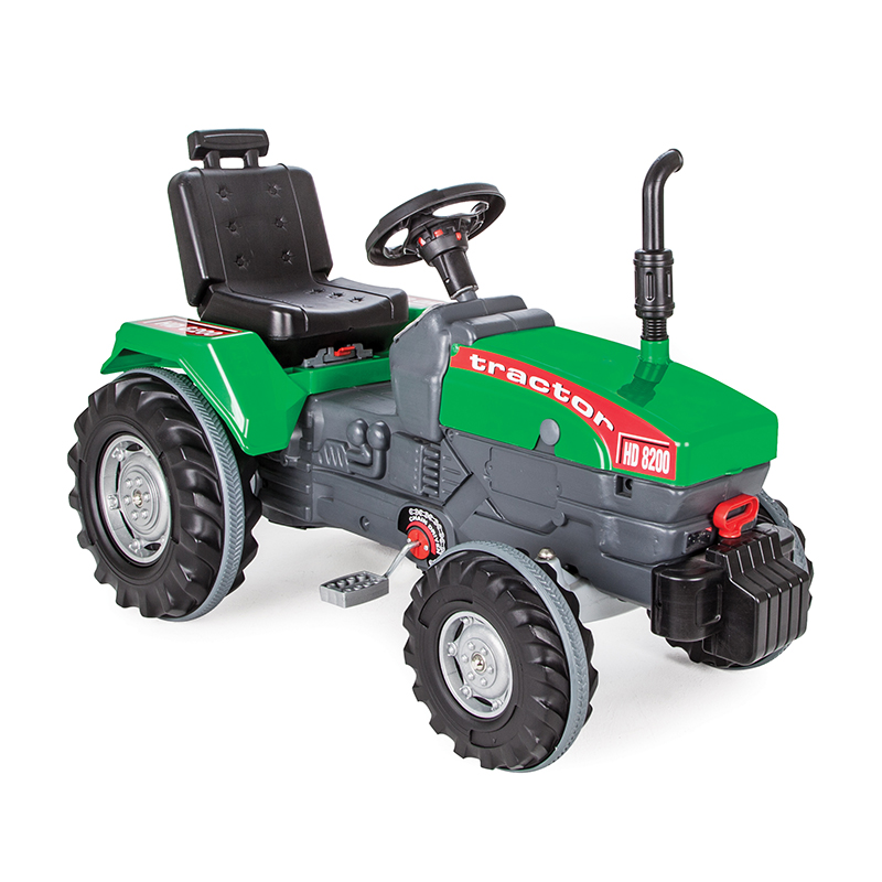 Tractor cu pedale pentru copii Operated